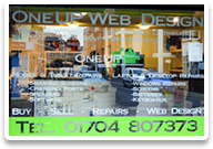 web design Southport